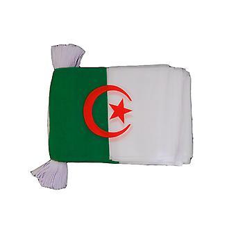 Girlande 6m 20 Flagge Algerien