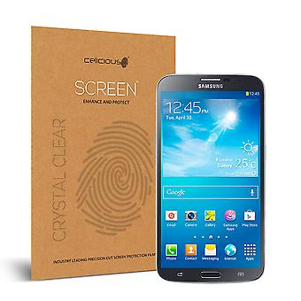 Celicious Vivid Invisible Screen Protector for Samsung Galaxy Mega 6.3 [Pack of 2]
