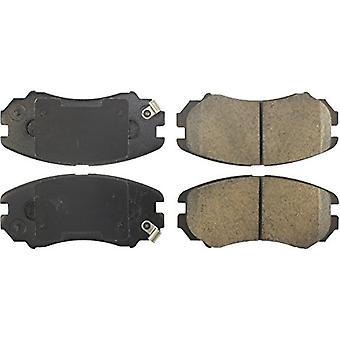 StopTech 305.09240 Street Select Brake Pad with Hardware, 5 Pack