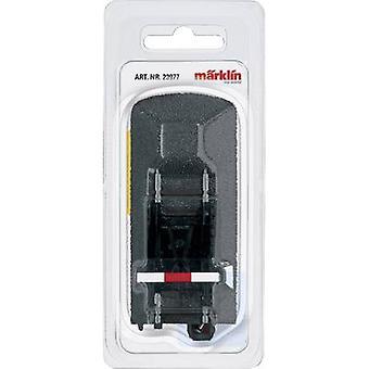 Märklin World 23977 H0 Set of 3 plastic track buffer stop