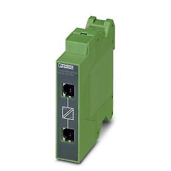 Network isolator Phoenix Contact FL ISOLATOR 100-RJ/RJ No. of Ethernet ports 1