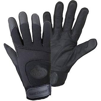 Clarino faux leather Work glove Size (gloves): 7, S EN 388 CAT