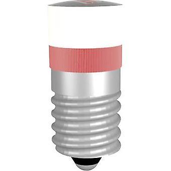 Signal Construct LED bulb E10 White 12 Vdc, 12 V AC, 24 Vdc, 24 V AC, 48 Vdc, 48 V AC 1250 mcd MWME 2569 BR