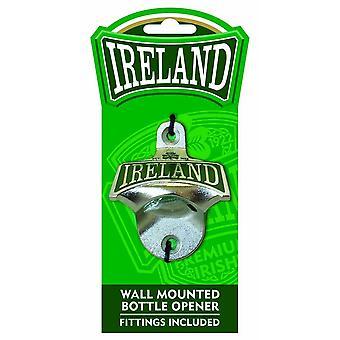 Ireland Wall Mounted Bottle Opener (00804)