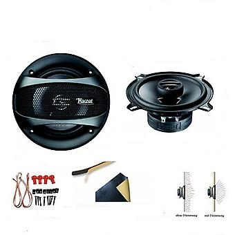 Professional set Dacia Sandero instep way, Sandero instep way 1, speaker Kit front