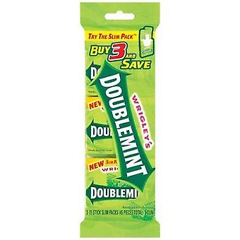 Wrigley's Doublemint Gum 3 Pack