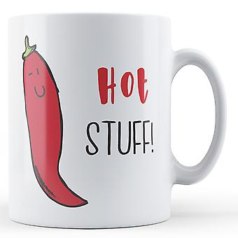 Hot Stuff! - Printed Mug
