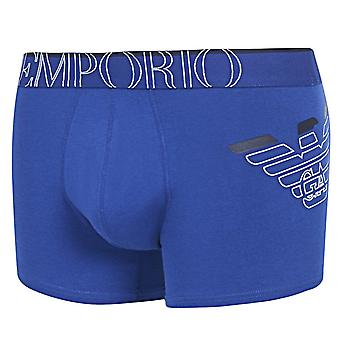Emporio Armani Big Eagle Trunk, Mazarine Blue, Small