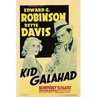Kid Galahad Movie Poster (11 x 17)