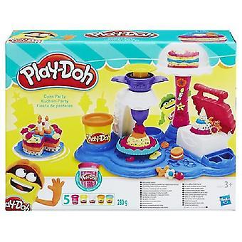 Hasbro Play-Doh CAKE PARTY