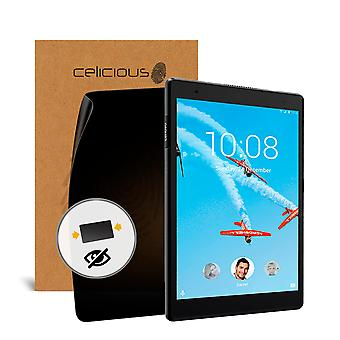Celicious Privacy 2-Way Anti-Spy Filter Screen Protector Film Compatible with Lenovo Tab 4 8 Plus