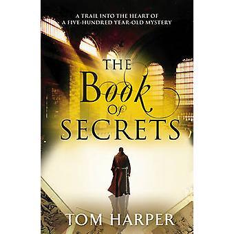 O livro dos segredos por Tom Harper - livro 9780099545576
