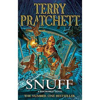 Snuff - Discworld Novel 39 by Terry Pratchett - 9780552166751 Book