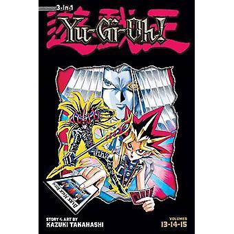 Yu-Gi-Oh! -Volum 13-14 & 15 av Kazuki Takahashi - Masahiro Hikoku