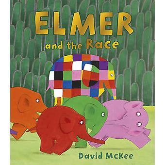 Elmer en de Race door David McKee - 9781783444557 boek