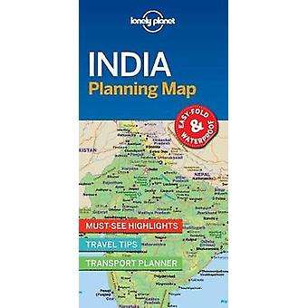 Lonely Planet India Planning Map by Lonely Planet India Planning Map