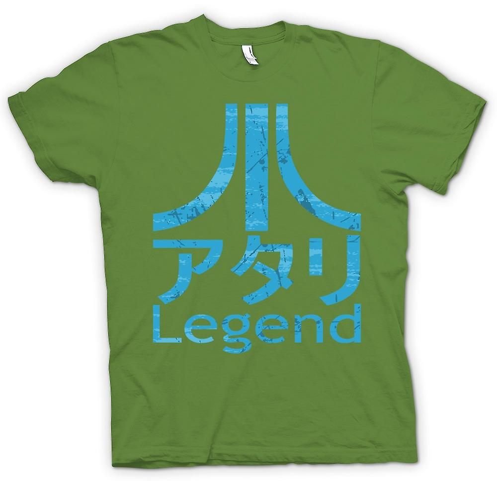 Mens T-shirt - Atari Legend Japans - Gamer