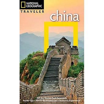 NG Traveler - China - 4 ª edição por Damian Harper - livro 9781426217708