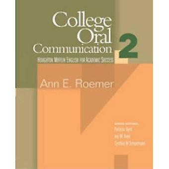 College Oral Communication 2, Vol. 2