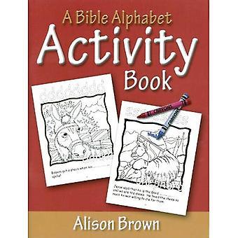 Une Bible Alphabet-Activity Book