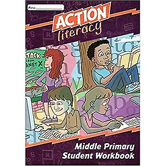 Action Literacy Middle Primary Student Workbook