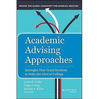 Academische adviseren benaderingen: Strategieën die studenten leren optimaal van College