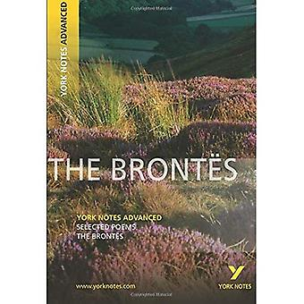 The Brontes, Selected Poems (York Notes Advanced)