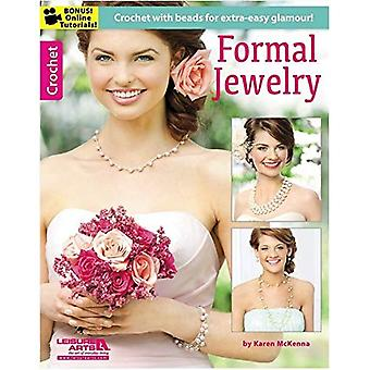 Formal Jewelry: Crochet with Beads for Extra-Easy Glamour!
