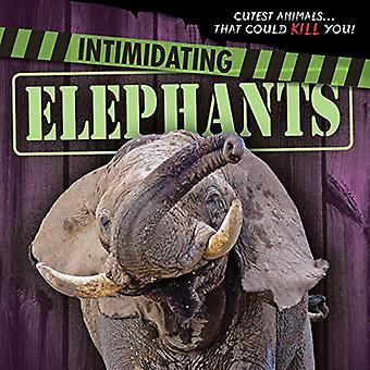 Intimidating Elephants (Cutest Animals...That Could Kill You!)