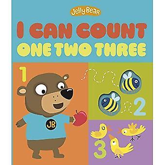 Je peux compter un deux trois (Jelly Bear)