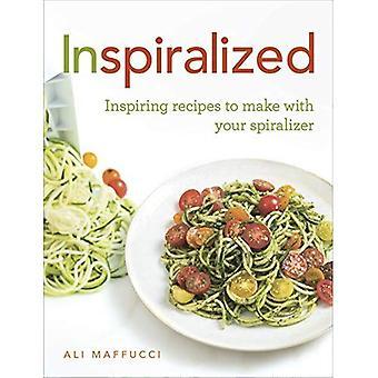 Inspiralized: Inspiradoras recetas para hacer con el spiralizer