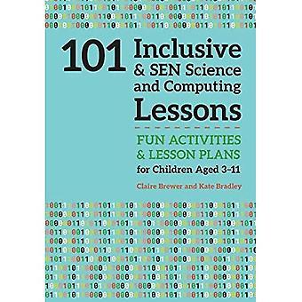 101 inclusive et SEN Science et leçons d'informatique