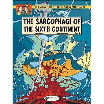 Blake & Mortimer Vol.10: The Sarcophagi of the Sixth Continent Part 2