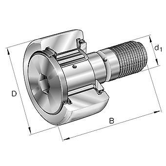 INA KR90-PP-A Stud Type Track Roller