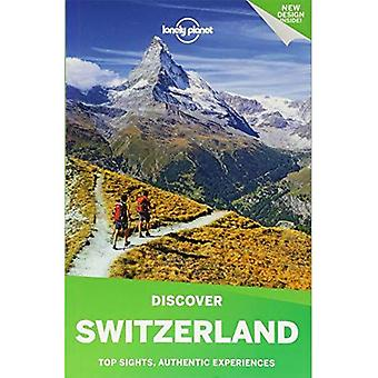 Lonely Planet Discover Switzerland (Travel Guide)
