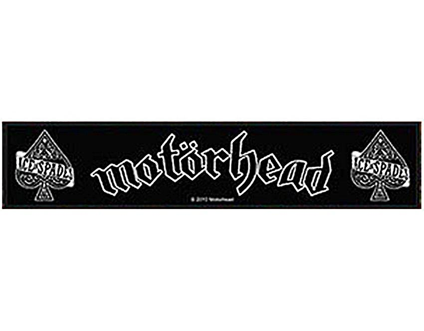 Motorhead Ace Of Spades sew-on cloth patch  (mm)
