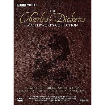 Charles Dickens Masterworks Collection [DVD] USA import