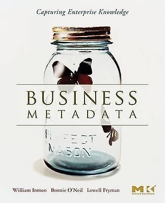 Affaires Metadata Captubague Enterprise Knowledge by Inmon & W. H.