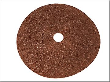 Faithfull Floor Disc E-Weight Aluminium Oxide 178 x 22mm 40g