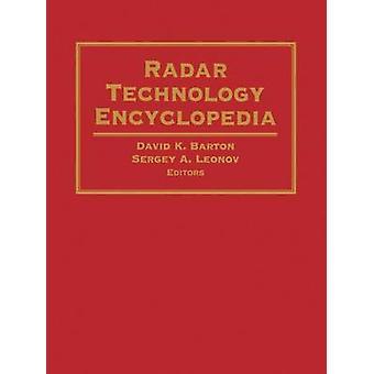 Radar Technology Encyclopedia by Barton & David K.
