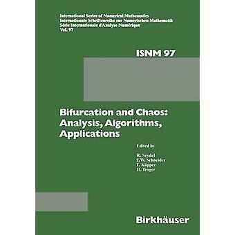 Bifurcation et Applications d'algorithmes Chaos analyse par KPPER