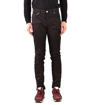 Moschino jeans Denim negro