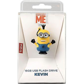 Minions Kevin USB Memory Stick 8GB