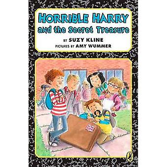 Horrible Harry and the Secret Treasure by Suzy Kline - Amy Wummer - 9