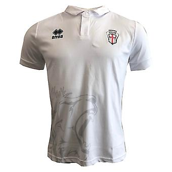 8e3fc484a 2018-2019 Pro Vercelli Errea Home Football Shirt