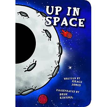Up in Space by Grace Jones - 9781911419051 Book