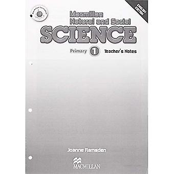 Macmillan Natural and Social Science: Teacher's Book Level 1