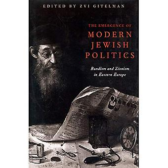 The Emergence of Modern Jewish Politics: Bundism and Zionism in Eastern Europe (Pitt Series in Russian and East...