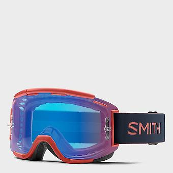 New Smith Squad MTB Goggles Red