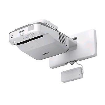 Epson eb-680wi 3lcd proiettore wxga 3.200 ansi lumen contrasto 14.000:1 colore bianco